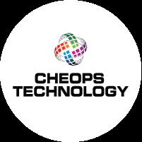 Logo CHEOPS TECHNOLOGY - témoignage AVMD